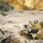 Комаров А. Собаки-взрыватели танков, 1947_result_08