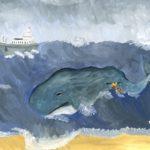 Андронова Анна, 12 лет Спасите китов! РФ, Липецкая область, г. Липецк