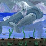 Бронникова Елизавета, 9 лет Семья синих китов РФ, Камчатский край, г. Елизово