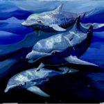 Долгова Александра, 14 лет Дельфины - неразгаданная тайна Республика Казахстан, Восточно-Казахстанская область, г. Риддер