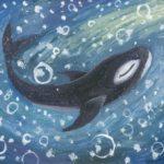 Джуккаева Малика, 12 лет Сны кита РФ, Карачаево-Черкесская Республика, г. Черкесск