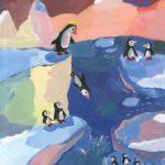 Евстафьева Алиса, 11 лет Пингвины РФ, Новосибирская область, г. Бердск