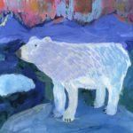 Гатина Екатерина, 8 лет Белый медведь РФ, Приморский край, г. Владивосток