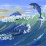 Ижаева Альбина, 15 лет Беломордые дельфины РФ, Карачаево-Черкесская Республика, г. Черкесск
