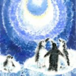 Киселева Анастасия, 13 лет Пингвины в Антарктиде РФ, Рязанская область, г. Касимов