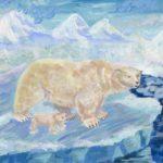 Киселева Кристина, 12 лет Белые медведи РФ, Кемеровская область, г. Киселевск