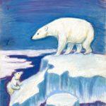 Крамаренко Анастасия, 10 лет Белые медведи РФ, Калужская область, г. Калуга