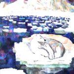Мерзликина Валерия, 15 лет. Дрейвующие на льдине. РФ, Иркутская обл., г. Нижнеудинск МОУ ДОД Нижнеудинская ДХШ