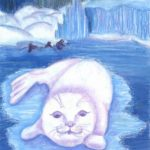 Новикова Полина, 11 лет Морской котик РФ, Омская область, г. Тара