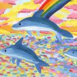 Смирнова Яна, 9 лет Беломордые дельфины РФ, Омская область, Павлоградский район, рп Павлоградка