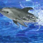 Терновая Таисия, 10 лет Беломордый дельфин РФ, Ростовская область, г. Миллерово