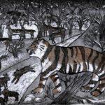 Алферов Артем, 12 лет Сохраним Природу! Амурский тигр РФ, Омская область, г. Омск