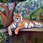 Чучина Анастасия, 13 лет Амурский тигр РФ, Ростовская область, г. Волгодонск