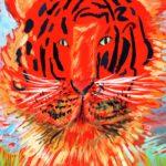 Дегтярева Алина, 9 лет Амурский тигр РФ, Ростовская область, г. Каменск-Шахтинский