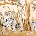 Ермошина Дарья, 15 лет Белый тигр РФ, Краснодарский край, Северский район, ст. Северская
