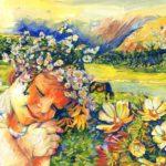 Лисовская Юлия, 14 лет Цветы как дети. Горицвет весенний РФ, Краснодарский край, г. Краснодар