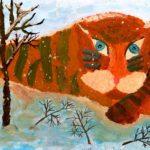 Мальцева Екатерина, 10 лет Амурский тигр РФ, Ивановская область, г. Кинешма