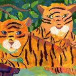 Моторная Анна, 9 лет Амурские тигры Республика Казахстан, г. Павлодар
