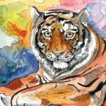 Рощектаева Дарья, 16 лет Амурский тигр РФ, Свердловская область, г. Алапаевск