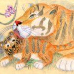 Щеморева Юлия, 12 лет Семья амурского тигра РФ, Липецкая область, г. Липецк