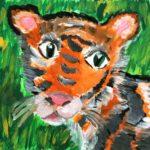 Шутова Екатерина, 10 лет Уссурийский тигр РФ, Свердловская область, г. Североуральск
