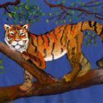 Сайфутдинова Диана, 16 лет Амурский тигр РФ, Республика Татарстан, г. Елабуга