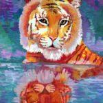 Самарцева Кристина, 13 лет Амурский тигр РФ, Ивановская область, г. Вичуга