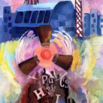 cks_Денисюкова Анна, 16 лет Чернобыль. Помним РФ, Краснодарский край, Тихорецкий район, пос. Парковый