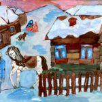 cks_Дерюгина Полина, 11 лет Деревня РФ, Свердловская область, г. Нижний Тагил