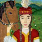 cks_Рахметова Мадина, 12 лет Вместе с другом Республика Казахстан, Актюбинская область, г. Актобе